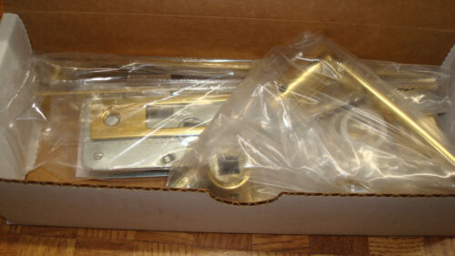 Bright Brass Papaiz 323 C-400//55 E-23 MZ-35LT3 Lock Part Number:PAPMZ-35LT3