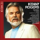 Icon 2 by Kenny Rogers (CD, Mar-2014, 2 Discs, Capitol)