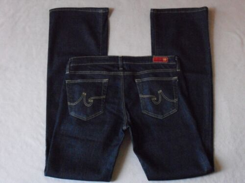 Nouveau Femmes Bootcut Ag Adriano Slim Angel 30 Raw Jeans Goldschmied The Taille Dark 7OqwHxZF