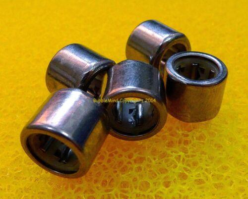 HF0608 One Way Needle Bearing Clutch Type 6*10*8 6x10x8 mm 5 PCS