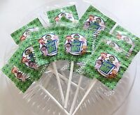 12 Super Why Lollipops Candy For Party Favors