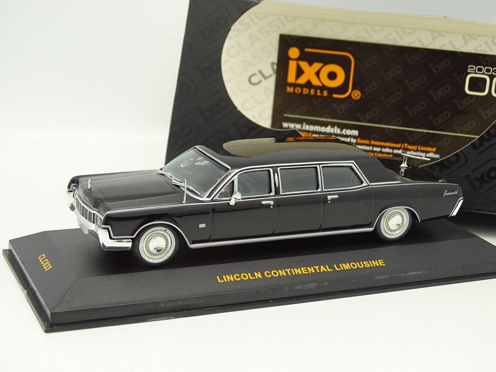 Ixo 1   43 - lincoln continental limousine