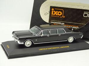 Ixo 1/43 - Lincoln Continental Limousine