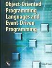 Object-oriented Programming Languages and Event-driven Programming von Dorian P. Yeager (2014, Gebundene Ausgabe)