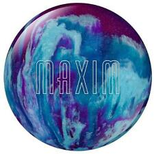 Ebonite Maxim Bowling Ball, Purple/Royal/Silver, 8-Pound, New, Free Shipping