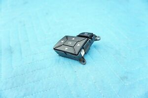 Mercedes Benz ML Class Steering Wheel Switch Button  Black OEM 12 15 A1669051800