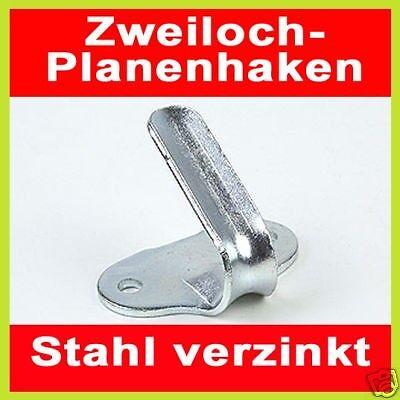 2 x agujero dos ganchos planificar 39x47mm vezinkt expanderseil