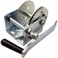 Ratchet Winch, Capacity 800 Lb
