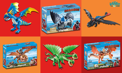 Shop our Selection of Playmobil Dragons