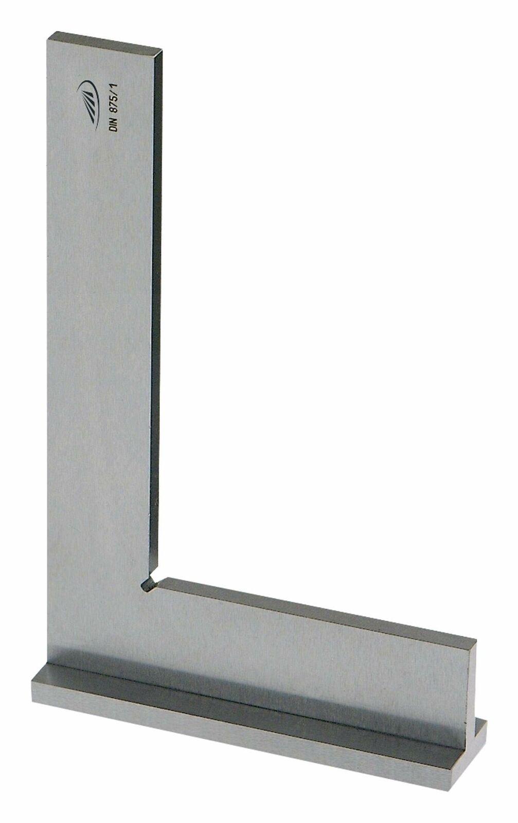 Helios Preisser Anschlagwinkel D875 0 B 150 x 100mm rostfei - 0368204