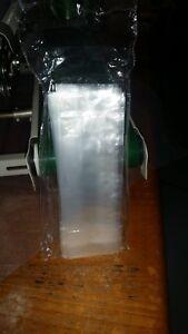1000 Block Bottom BOPP 75 x 50 x 230 mm bag cellophane bags