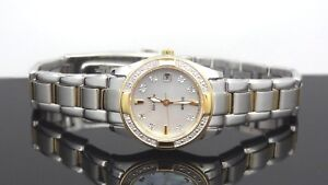 Citizen EW1824-57D Eco-Drive Regent Diamond Mother-of-Pearl Women's Watch 13205094224