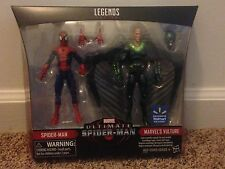 Marvel Legends Ultimate Spider-Man Vulture Walmart Exclusive MOC Brand New