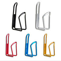 Useful Aluminum Bike Bicycle Cycling Drink Water Bottle Rack Holder Cage SK