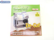 AXOR DE-CAF 3 SCATOLE  DECALCIFICANTE  PER MACCHINA CAFFE/'  30 BUSTINE DA 30gr