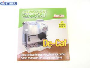 DE030-DECAF-LOTTO-2-CONFEZ-X-10-BUSTINE-DECALCIFICANTE-PER-MACCHINA-DA-CAFFE