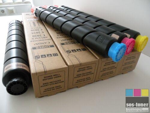 Toner Cyan Canon IR Advance C2020,C2025,C2030,C2220,C2225,C2230 C-EXV34