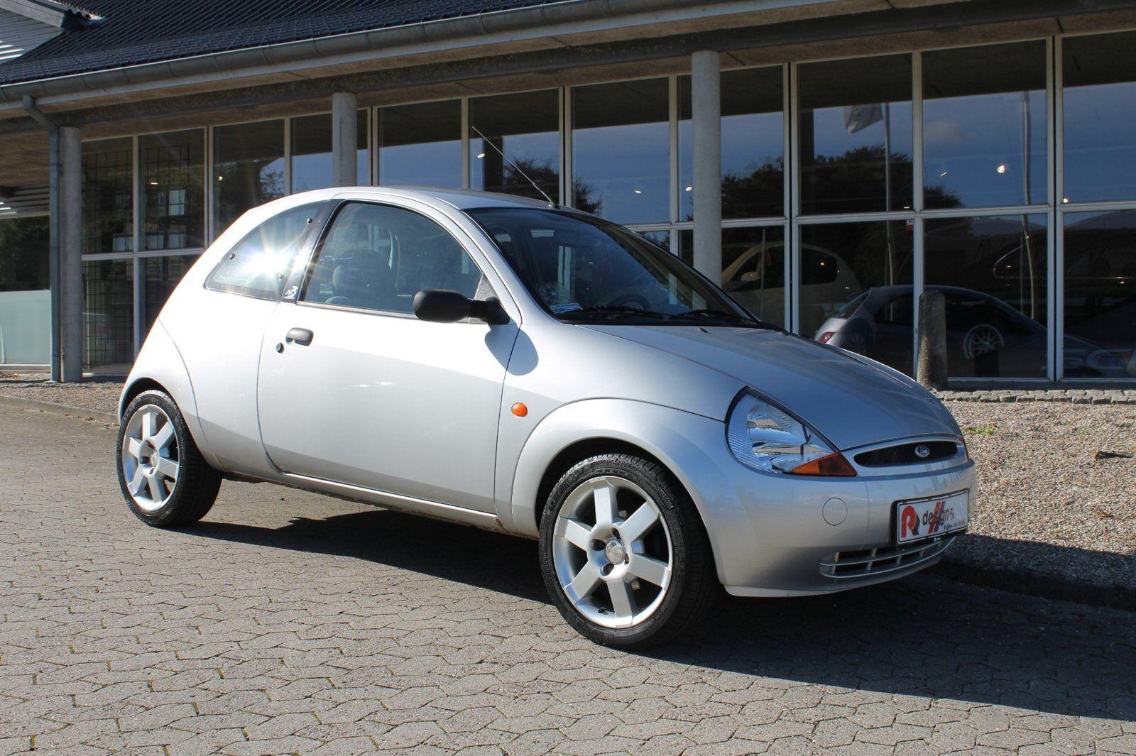 Ford Ka 1,3 3.Edition 3d - 16.300 kr.
