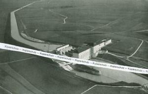 Eitting : Kraftwerk III - Luftbild - Erding - um 1925            V 3-26