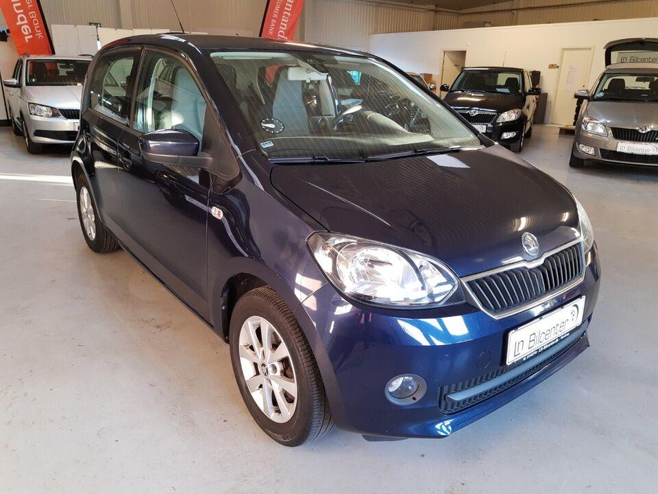 Skoda Citigo 1,0 75 Ambition aut. Benzin aut. Automatgear
