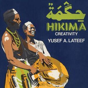 "YUSEF LATEEF ""HIKIMA: CREATIVITY""  NIGERIA (1983) LP 2019 JAZZ SAXOPHONE AFRICA"