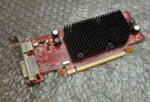 256MB Dell YP477 0YP477 Ati Radeon HD 2400 Pro Pci-e DVI Carte Graphique Vidéo