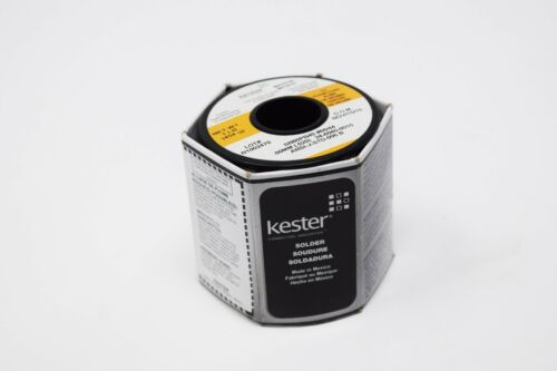 Sn60Pb40 #24-6040-0010 0.020 Kester Solder #66 44 Rosin Flux Spool 60//40