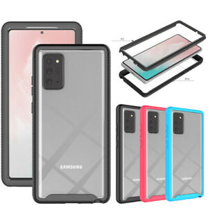 For-Samsung-Galaxy-Note20-Ultra-Hybrid-Rubber-Shockproof-Armor-Hard-Case-Cover