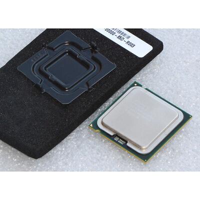 Intel Pentium4 Prescott CPU 540j Sl7pw 3200mhz 1 Mo 800 FSB Prise Lga775 Cpu33