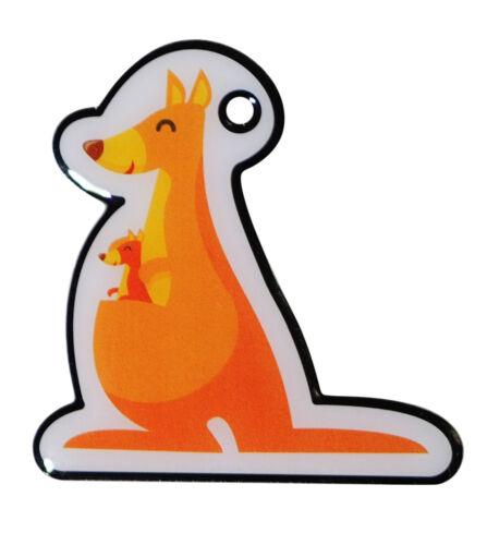 Trackable for Geocaching Klara the GeoTrack Kangaroo