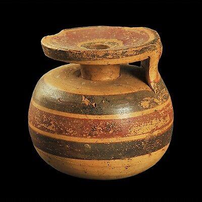 Griega Y Romana Arte Y Antigüedades Griego Antiguo Corintio Cerámica Aryballos Aphrodite