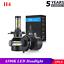 2pcs-H4-9003-HB2-CREE-LED-Headlight-Kit-1500W-225000LM-6000K-High-Lo-Beam-Bulbs thumbnail 1