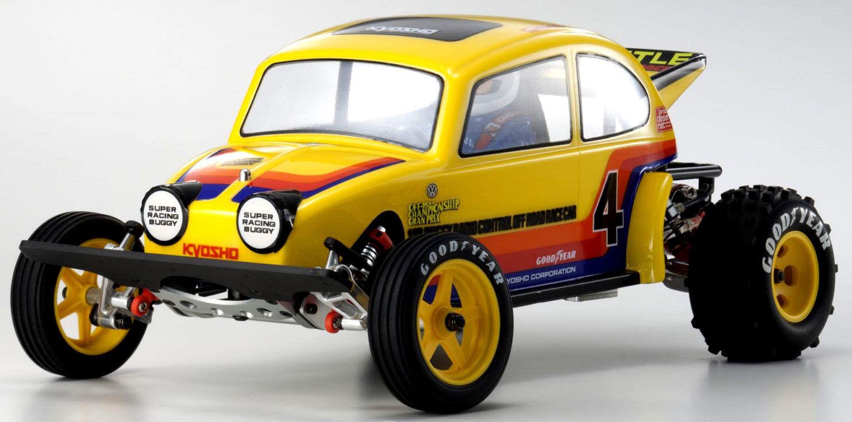 Kyosho 30614 Beetle 1-10 2WD Set Kit Legendary Series