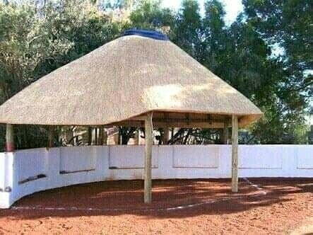 Thatch roofs and repairs call