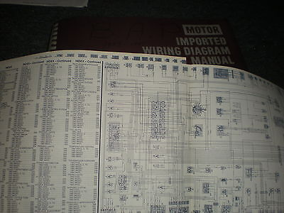 1980    1981    1982    FORD       COURIER       WIRING    VACUUM    DIAGRAMS    SCHEMATICS MANUAL SHEETS SET   eBay