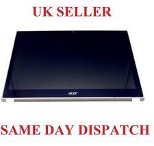 ORIGINALE Acer Aspire v5-571 v5-571p-6698 Touch Screen Digitizer Telaio