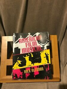 Rick Altman The American Film Musical Indiana University Press 1989