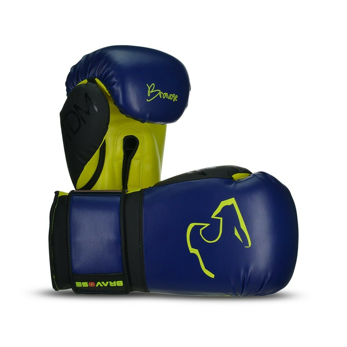 Bravose Nemesis Premium Quality Boxing Gloves for Bag and Sparring