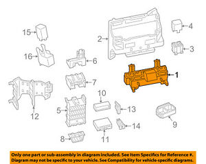 image is loading porsche-oem-17-18-718-cayman-fuse-relay-