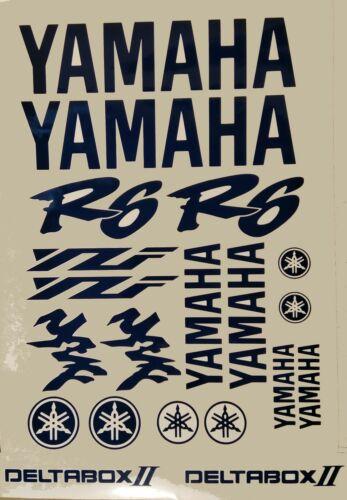 Yamaha r6 Autocollant Set-aussi Différentes Couleurs Pro Set possible