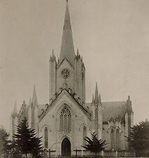 1899 PRINT COLONIAL SOUTH AFRICA DUTCH REFORMED CHURCH CALEDON