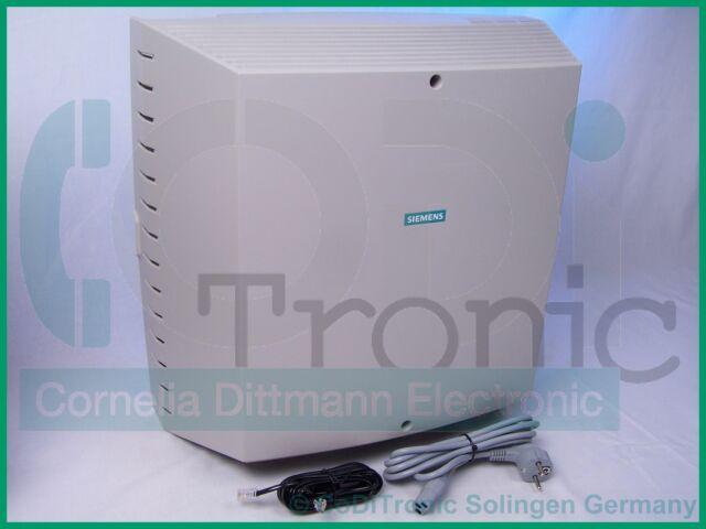 Siemens Hipath 3550 V 4.0 ISDN ISDN-Telefonanlage TK-Anlage Hipath 3000 V4 Unify