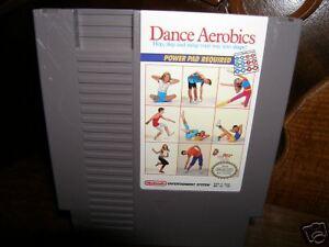Nintendo-System-Game-Dance-Aerobics-New