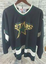 NHL Dallas Stars Hockey jersey CCM Large