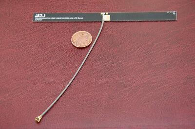 Frank Alda Pq Antenna Pcb Per 2g,3 G Con U.fl Spina Und 10cm Cavo 2 Dbi Superior lte In 4g Quality