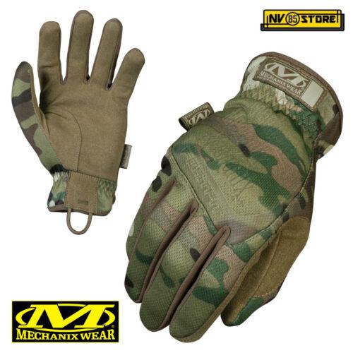 Guanti MECHANIX Fast Fit Tactical Gloves MFF MULTICAM Softair Antiscivolo MC
