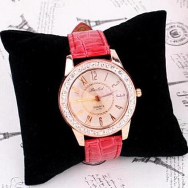 5 Pcs Soft Anklet Bracelet Show Gift Organizer Holder Pillow Cushion Display