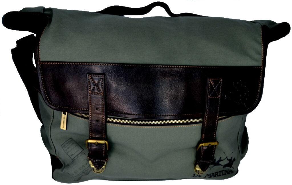 Bag Duffle Bag Viaggio Man Woman Dark Brown La Martina Bag Men Woman Weekend
