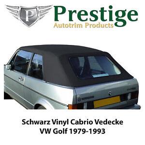 golf 1 cabrio verdeck