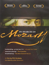 In Search of Mozart (DVD, 2006)
